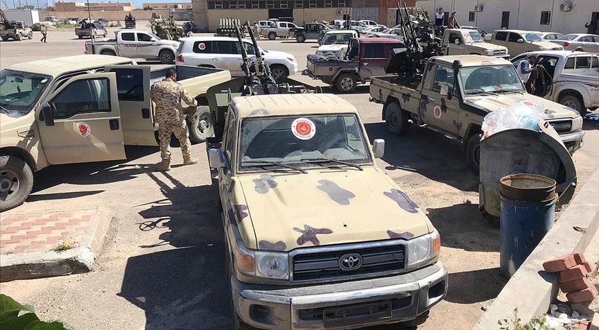 Libya yeni bir iç savaşa sürükleniyor