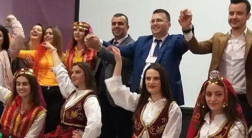 Uluslararası Türk Dili ve Bölgesel Çalışmalar Kongresi Arnavutluk'ta gerçekleşti