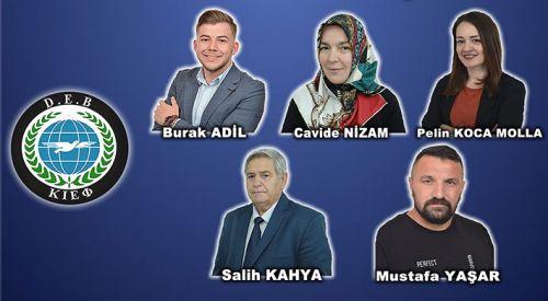 DEB Partisi AP Milletvekili adaylarını açıklamaya devam ediyor