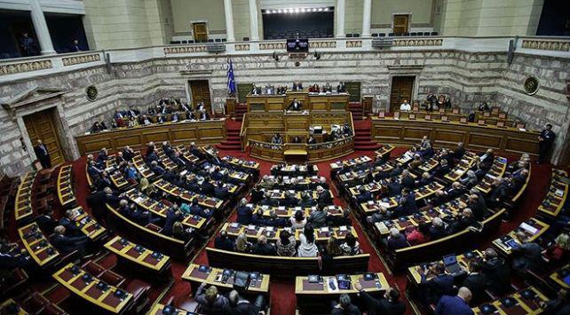 Yunanistan meclisi Almanya'dan savaş tazminatı önergesini onayladı