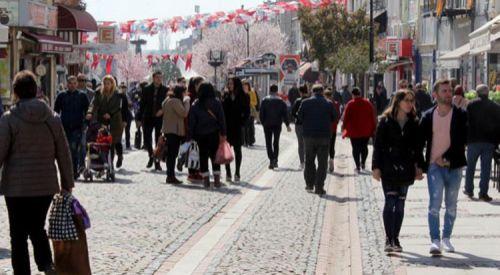 Yunanlar Edirne'ye eğlenmeye gidiyor
