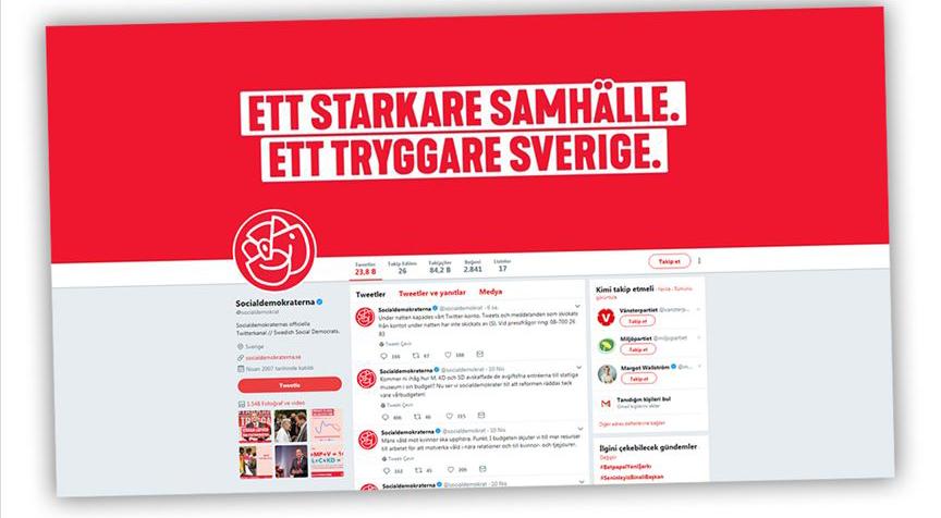 İsveç'te ırkçılardan 'Müslümanları öldürün' mesajı