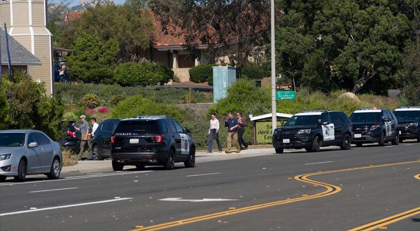 ABD'deki sinagog saldırganı Yeni Zelanda teröristini 'örnek' almış