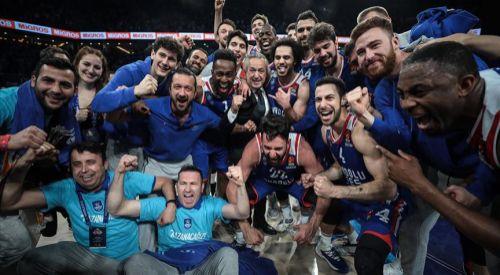 Tarihte ilk kez iki Türk takımı Dörtlü Final'de