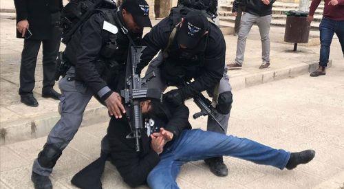 İsrail'in mart ve nisan bilançosu: 905 gözaltı