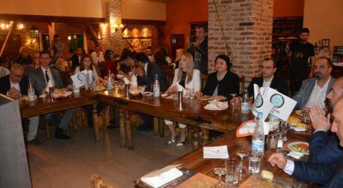 DEB Partisi'nden iftar yemeği ve aday tanıtım toplantısı
