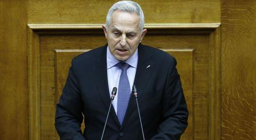 Savunma Bakanı Apostolakis 'Türkiye' açıklaması