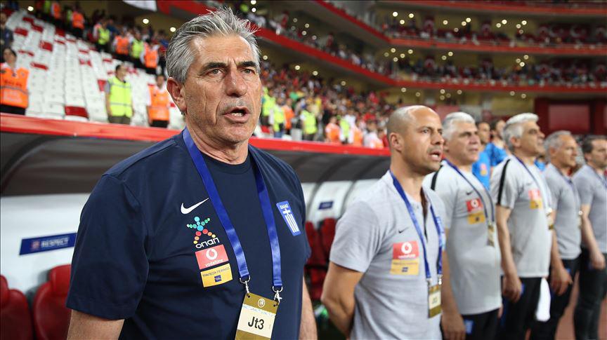 Anastasiadis: Türkiye iyi bir takım, iyi bir antrenöre sahip