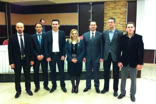 Yüksek Tahsilliler Derneği'nin Yeni Başkanı Eğitimci Erkan Ruşen