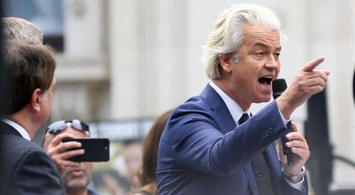 Aşırı sağcı Wilders'in sosyal medya hesabı donduruldu
