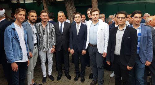 Büyükelçi Özügergin Batı Trakya'da temaslarda bulundu