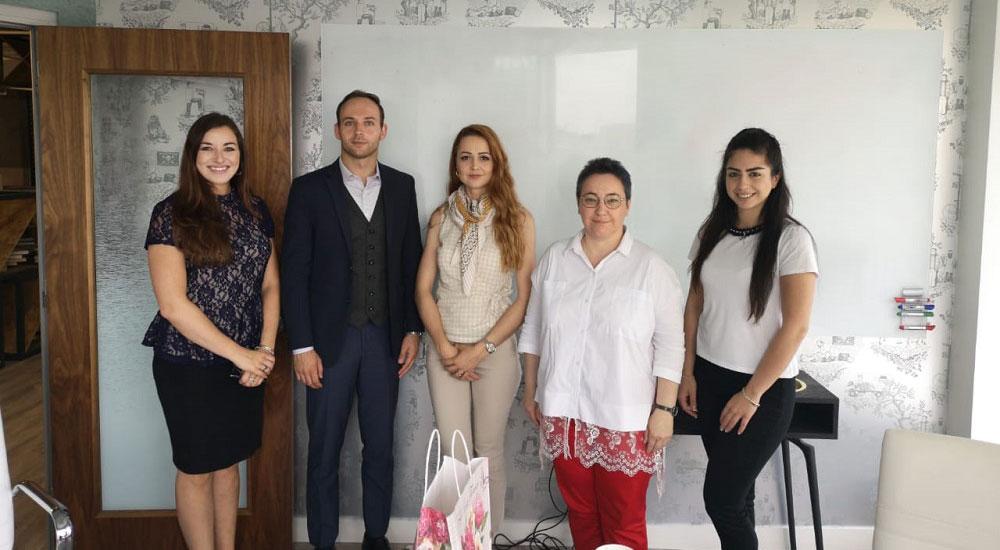Batı Trakya Türk Azınlığı temsilcileri Amerika Birleşik Devletleri'ne çalışma ziyareti gerçekleştirdi