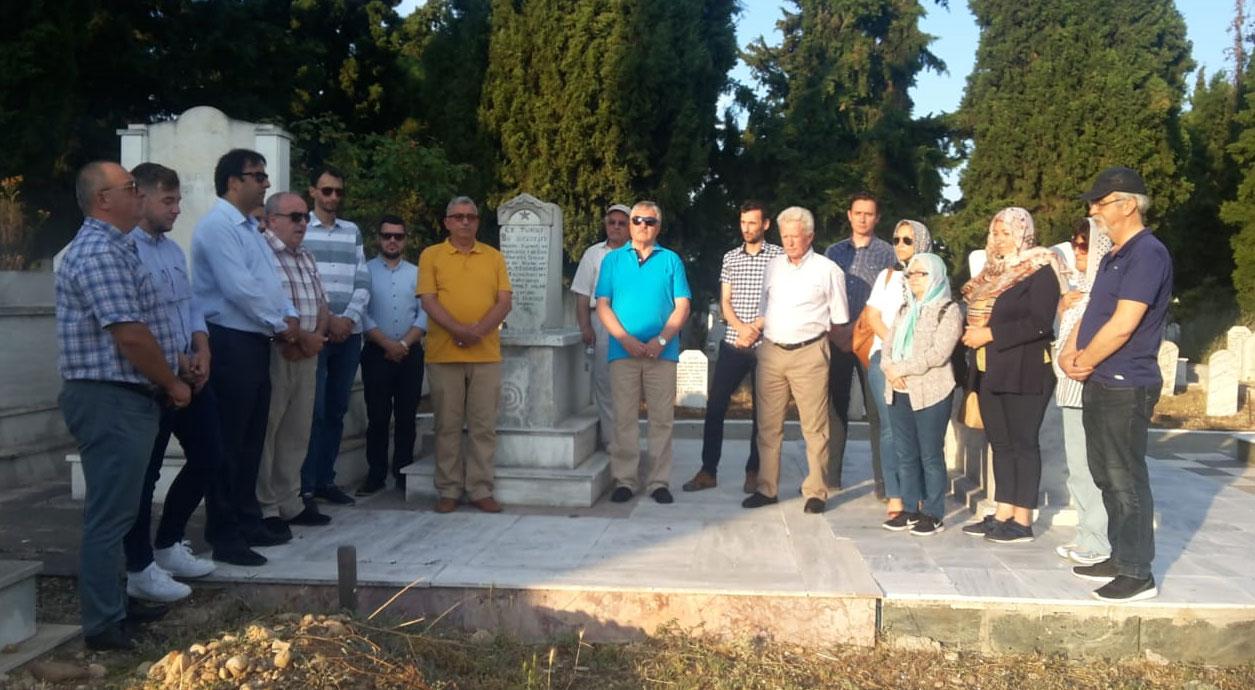 Mehmet Hilmi Vefatının 88. Yılında Törenle Anıldı
