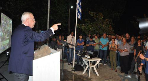 Milletvekili Adayı İlhan Ahmet noktayı Kozlukebir'de koydu