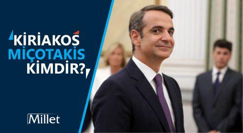 Kiriakos Miçotakis kimdir?