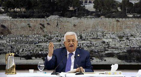 Filistin Devlet Başkanı Abbas, İsrail ile yapılan tüm anlaşmaları askıya aldıklarını açıkladı