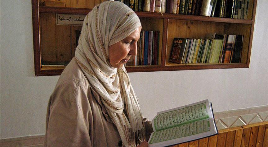 Müslüman olduktan sonra İspanya'da ilklere imza atan kadın: Miriam Cuenca