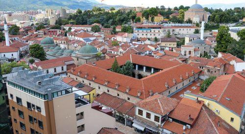 Farklı mimari stillerin kesiştiği Balkan şehri: Üsküp
