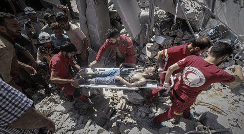 Sınır Tanımayan Doktorlardan İdlib'de salgın uyarısı