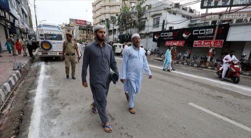 Pakistan Hindistan'ın Cammu Keşmir'de dini özgürlükleri kısıtlanmasını kınadı