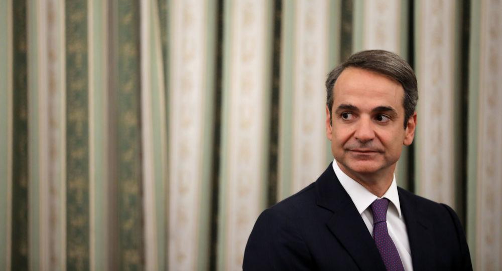 Başbakan Miçotakis'ten Türkiye açıklaması