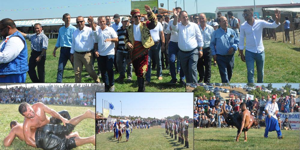 Yedi asırlık ata mirası Alantepe'de yaşatıldı