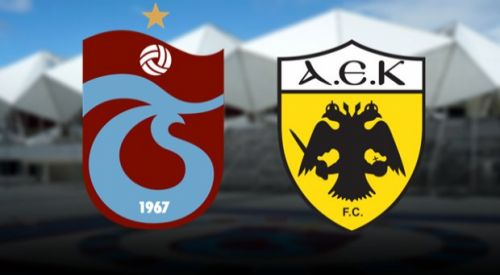 UEFA'dan, Trabzonspor-AEK maçına özel güvenlik müdürü