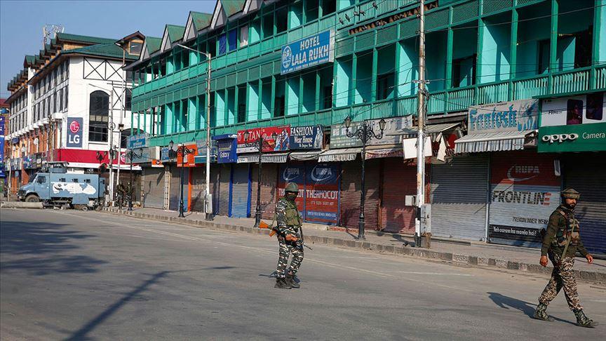 Hindistan Cammu Keşmir'de ölen siviller için belge vermiyor