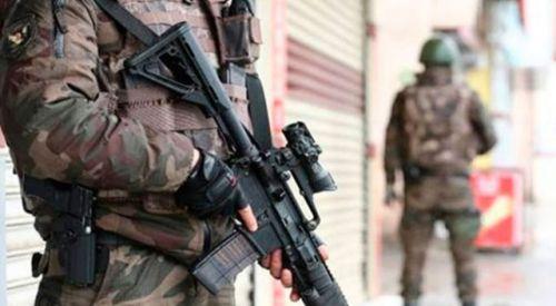 Sınırda yakalanan 4 PKK şüphelisi tutuklandı