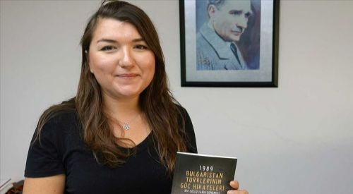 Bulgaristan'dan zorunlu göçü kitapla anlattı