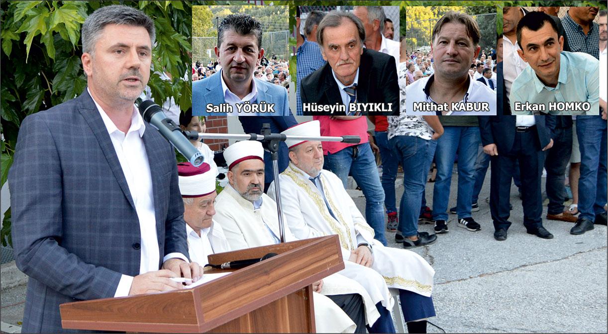 Mustafçova Belediye'sinin Başkan Yardımcıları belli oldu