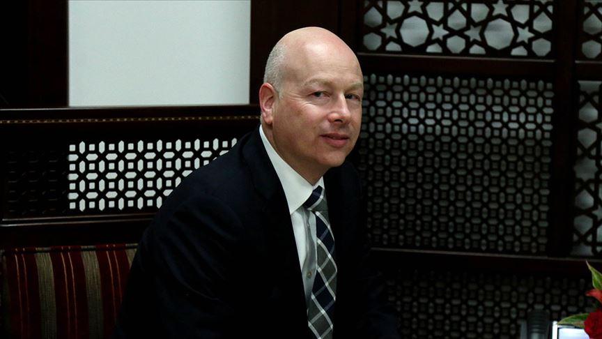 ABD'nin Orta Doğu Özel Temsilcisi istifa etti