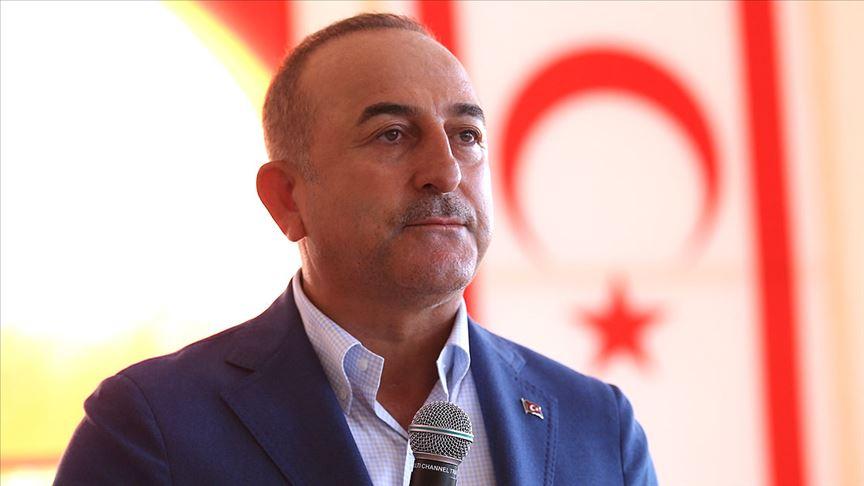 'Hiç kimse Doğu Akdeniz'deki faaliyetlerimizi engelleyemez'