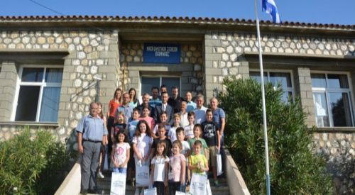 Yassıköy Belediye Başkanı Önder Mümin okulları ziyaret etti