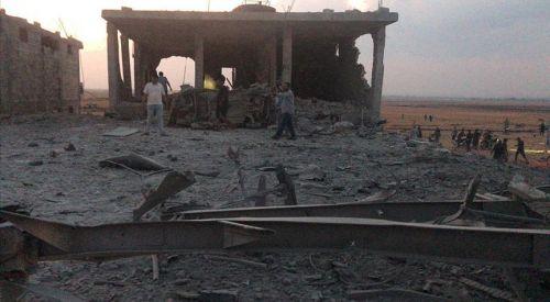 Hastaneye terör saldırısı: 12 ölü