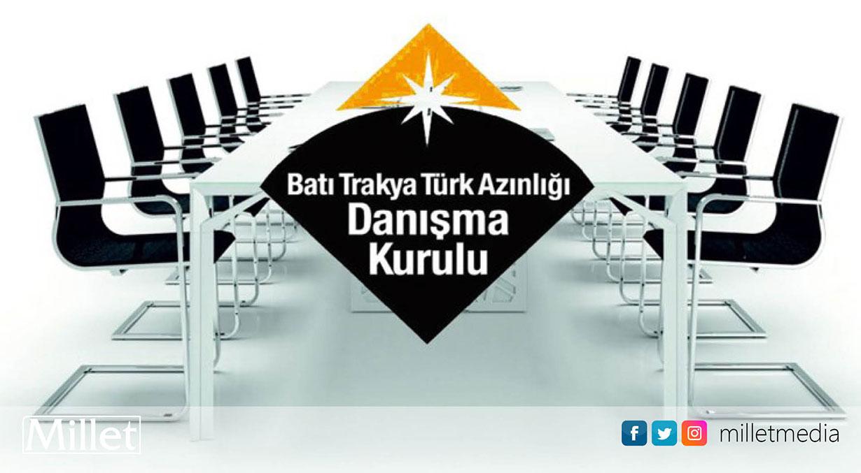 Batı Trakya Türk Azınlığı Danışma Kurulu'ndan İskeçe'deki 'okul eylemi'ne destek
