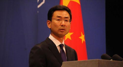 Çin'den Kıbrıs'ta 'iki tarafın çıkarlarına uygun çözüm' açıklaması