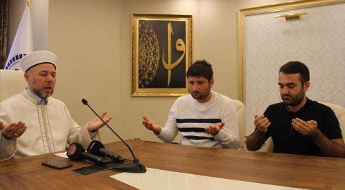 Selanikli mühendis: İslam beni kendine çekti
