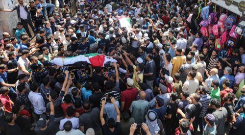 İsrail askerleri 326 Filistinliyi şehit etti