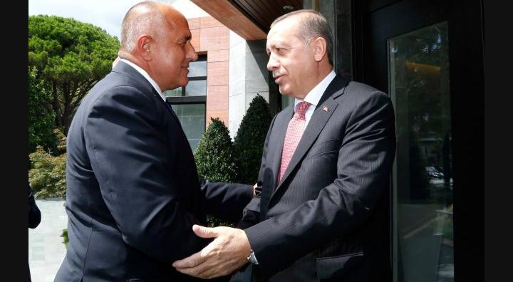 Bulgaristan Başbakanı Borisov'dan, Türkiye'ye destek