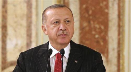 Δηλώσεις Ερντογάν για τα βόρεια της Συρίας