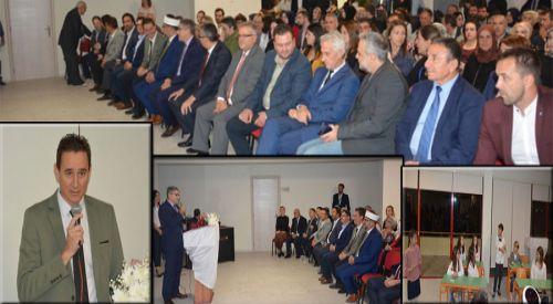 Yüksek Tahsilliler Derneği'nin İskeçe Şubesi hizmete açıldı