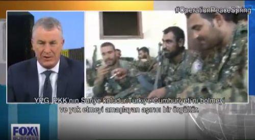 'YPG, PKK'dır ve biz bunu çok iyi biliyoruz'