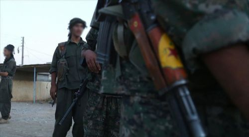 Terör örgütü YPG/PKK İsrail'den yardım istedi