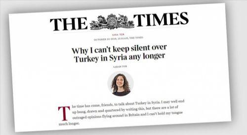 The Times yazarı: PKK'nın hem Türklere, hem Kürtlere verdiği zararı şahsen ilk elden gördüm