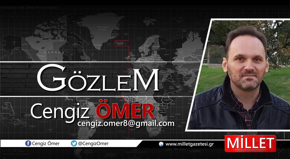 Batı Trakya Türkleri kalkınmasın diye ülkeyi batırıyorlar
