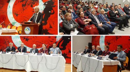 """""""Heybeliada'da Tarih, Medeniyet ve Adalet"""" paneli düzenlendi"""