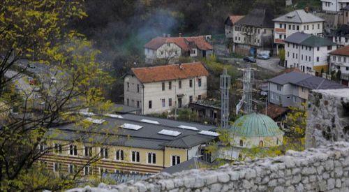 Bosna Hersek'teki tarihi medrese eski görünümüne kavuşacak