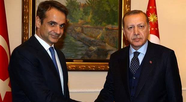 Miçotakis'ten Erdoğan'a: Mültecileri bu şekilde kullanamazsın