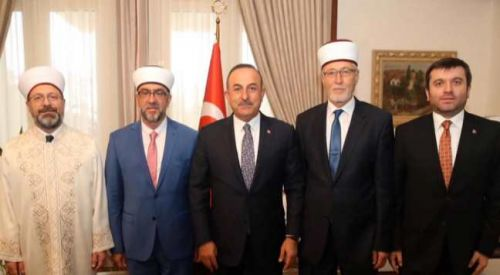Çavuşoğlu: Yunanistan'daki Müslüman Türk Azınlığın haklarını korumaya devam edeceğiz